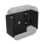 Sabrent BK-ATV4 TV mount Black