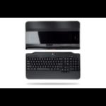 Logitech Alto Cordless RF Wireless Black keyboard