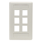 Black Box WPT480 wall plate/switch cover White