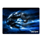Roccat Sense High Precision Gaming Mousepad (Meteor Blue 2MM)