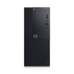 DELL OptiPlex 3060 8th gen Intel® Core™ i3 i3-8100 4 GB DDR4-SDRAM 256 GB SSD Black Mini Tower PC