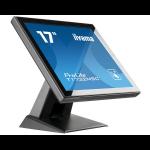 "iiyama ProLite T1732MSC-B5X touch screen monitor 43.2 cm (17"") 1280 x 1024 pixels Multi-touch Black"