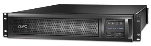 APC Smart-UPS Line-Interactive 3000VA Rackmount/Tower Black
