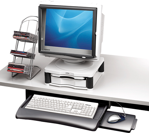 Fellowes Underdesk Keyboard Manager