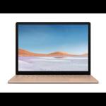 Microsoft Surface Laptop 3 Notebook 34,3 cm (13.5 Zoll) 2256 x 1504 Pixel Touchscreen Intel® Core™ i5 Prozessoren der 10. Generation 8 GB LPDDR4x-SDRAM 256 GB SSD Wi-Fi 6 (802.11ax) Windows 10 Pro Sand