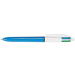 BIC 4 Colours Black,Blue,Green,Red Clip-on retractable ballpoint pen Medium 1 pc(s)