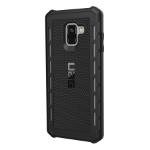 "Urban Armor Gear GLXA8PLS-O-BK 6"" Cover Black mobile phone case"