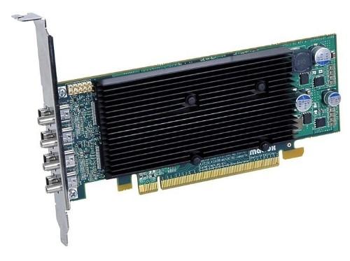 Matrox M9148 LP PCIe x16 1 GB GDDR2