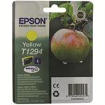 Epson Apple Singlepack Yellow T1294 DURABrite Ultra Ink