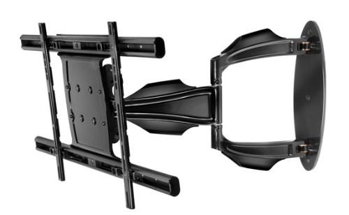 Peerless SA752PU flat panel wall mount Black