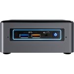 Wortmann AG TERRA PC-Micro 7000 Silent Greenline 3.5GHz i7-7567U Mini PC Black Mini PC