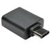 Tripp Lite USB 3.1 Gen 1 (5 Gbps) Adapter, USB Type-C (USB-C) to USB Type-A M/F