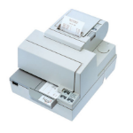 Epson TM-H5000IIP (012): Parallel, w/o PS, ECW dot matrix printer