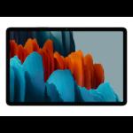 "Samsung Galaxy Tab S7 SM-T870N 11"" Qualcomm Snapdragon 8 GB 256 GB Wi-Fi 6 (802.11ax) Black Android 10"