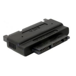 Aleratec 240151 MicroSATA SATA Black cable interface/gender adapter