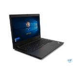 "Lenovo ThinkPad L14 Notebook Black 14"" 1920 x 1080 pixels Touchscreen 10th gen Intel® Core™ i5 8 GB DDR4-SDRAM 256 GB SSD Wi-Fi 6 (802.11ax) Windows 10 Pro"