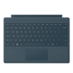 Microsoft Surface Go Type Cover teclado para móvil QWERTY Azul Microsoft Cover port