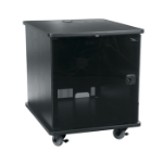 Middle Atlantic Products MFR-1227GE rack cabinet 12U Freestanding rack Black