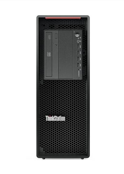 Lenovo ThinkStation P520 Intel® Xeon® W W-2225 32 GB DDR4-SDRAM 512 GB SSD Tower Negro Puesto de trabajo Windows 10 Pro for Workstations