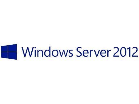 Hewlett Packard Enterprise Windows Server 2012 R2 Datacenter ROK E/F/I/G/S