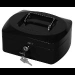 Q-CONNECT KF02602 money box Black