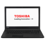 "Toshiba Satellite Pro R50-C-179 Black,Graphite Notebook 39.6 cm (15.6"") 1366 x 768 pixels 6th gen Intel® Core™ i3 4 GB DDR3L-SDRAM 128 GB SSD Windows 10 Home"
