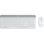 Logitech MK470 toetsenbord RF Draadloos QWERTZ Duits Wit