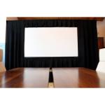 Da-Lite NSDB79X140 projection screen stand Black