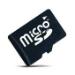 Intermec 856-065-004 memoria flash 1 GB MicroSD