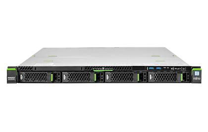 Fujitsu PRIMERGY RX2510 M2 2.1GHz E5-2620V4 450W Rack (1U) server