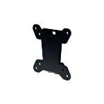 "Peerless TRF630 24"" Black flat panel wall mount"