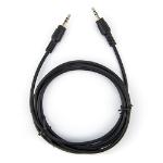 """Rocstor Y10C189-B1 audio cable 78.7"""" (2 m) 3.5mm Black"""