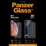 "PanzerGlass B2644 mobile phone case 16.5 cm (6.5"") Cover Black,Transparent"