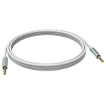 Vision TC 1M3.5MMP cable de audio 1 m 3,5mm Blanco