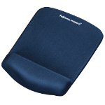 Fellowes 9287302 mouse pad Blue