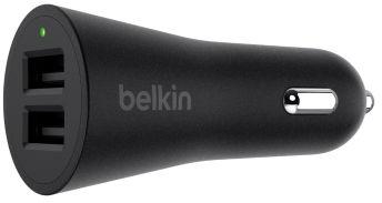 Belkin BOOST UP Auto Black