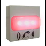 CyberData Systems SIP RGB Strobe LED Stroboscope White