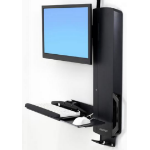 Ergotron 61-081-085 flat panel wall mount