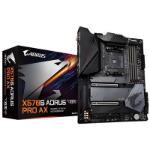 Gigabyte X570S AORUS PRO AX motherboard AMD X570 Socket AM4 ATX