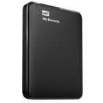Western Digital WD Elements Portable external hard drive 500 GB Black