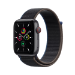 Apple Watch SE OLED 44 mm Gris 4G GPS (satélite)