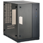 Lian Li PC-Q37 Mini-Tower Black computer case