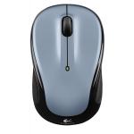 Logitech M325 RF Wireless Optical 1000DPI Ambidextrous Black,Silver mice