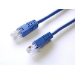 StarTech.com 10 ft Blue Molded Category 5e (350 MHz) Crossover UTP Patch Cable