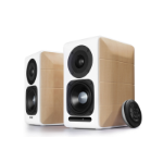 Edifier S880DB loudspeaker 2-way 88 W White,Wood Wired & Wireless 3.5mm/Bluetooth
