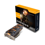 Sapphire Tri-X R9 290X 4GB GDDR5 OC (UEFI) New Edition AMD Radeon R9 290X 4GB
