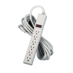 Fellowes Power Strip outlet box