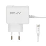 PNY P-AC-UU-WEU01-RB mobile device charger White Indoor