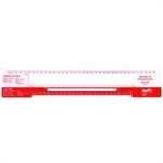 Helix POSTAL CHARGE TEMPLATE P10 RED/WHT