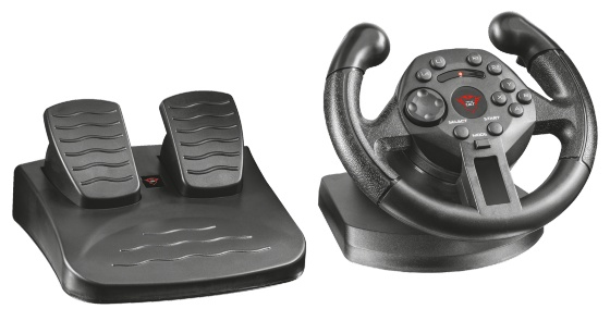 Racing Wheel Gxt 570 Compact Vibration